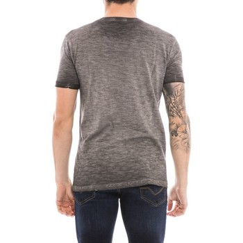 Nonoco Manches Col shirt Homme Courtes Vêtements Rond T T Gris shirts Mc Ritchie c35Rj4qAL