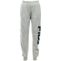 Vêtements Enfant Pantalons de survêtement Fila Classic Basic Pants Kids gris