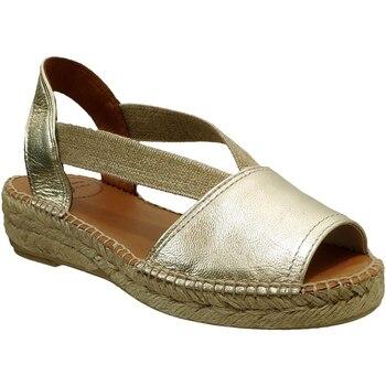 Chaussures Femme Espadrilles Toni Pons Etna Platine