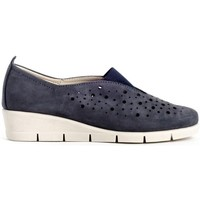 Chaussures Femme Derbies & Richelieu The Flexx PARANOIA bleu