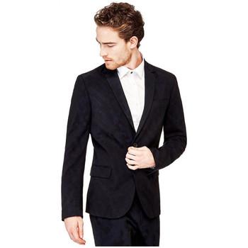 Vêtements Homme Vestes / Blazers Guess Veste Homme Glam Bleu