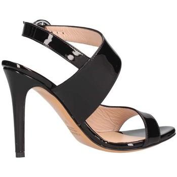 Chaussures Femme Sandales et Nu-pieds Albano 2067 Noir