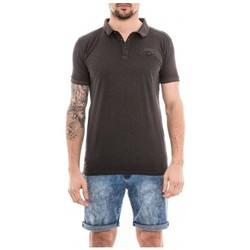 Vêtements Homme Polos manches courtes Ritchie Polo manches courtes PREFACE Gris