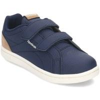 Chaussures Garçon Baskets basses Reebok Sport Royal Comp Cln 2V Bleu marine