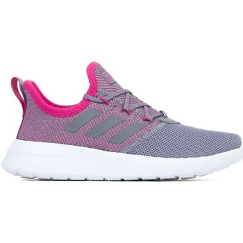 Chaussures Enfant Baskets basses adidas Originals Lite Racer Rbn K Gris,Rose