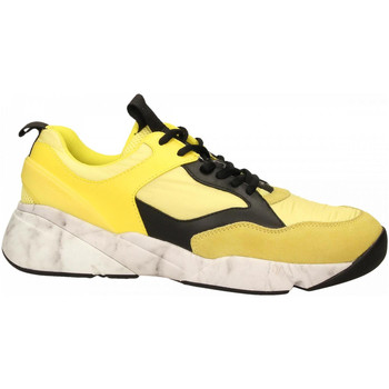 Chaussures Homme Baskets basses Cromier TECNOnylon yellow