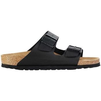 Chaussures Mules Birkenstock Arizona BS W Noir