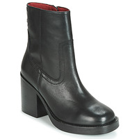 Chaussures Femme Bottines Bronx BULA VARD Noir