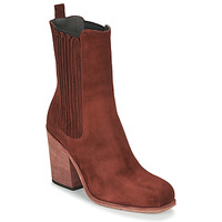 Chaussures Femme Bottines Fru.it CHELIN Bordeau