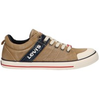 Chaussures Enfant Baskets mode Levi's VALB0022T ALABAMA Beige