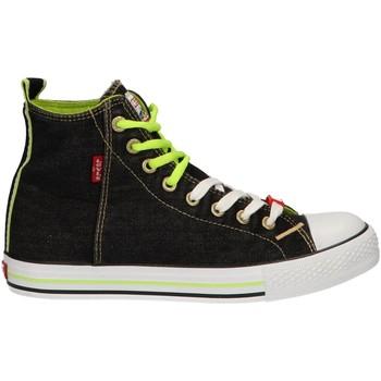 Chaussures Enfant Baskets mode Levi's VTRU0137T ORIGINAL Negro