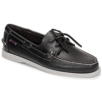 Chaussures Homme Chaussures bateau Sebago DOCKSIDE PORTLAND Marron