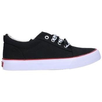 Chaussures Garçon Baskets basses Levi's BAY (vcas0003t) Niño Negro noir