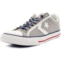 Chaussures Garçon Baskets basses Converse star player ev 19 gris