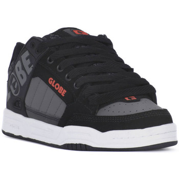 Chaussures Homme Baskets basses Globe TILT K BLACK Nero