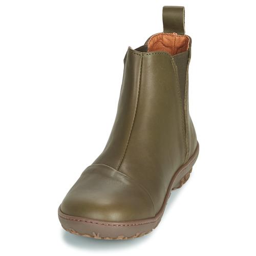 Art Boots Chaussures Femme Antibes Kaki ucT3lFKJ1