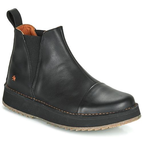 Chaussures Femme Boots Art ORLY Noir
