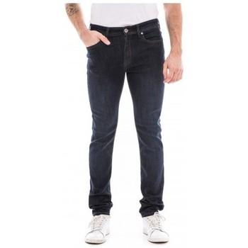 Vêtements Homme Jeans droit Ritchie Jean coupe slim SALEM Bleu