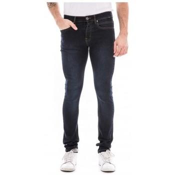 Vêtements Homme Jeans droit Ritchie Jean coupe slim SPOK Bleu