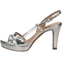 Chaussures Femme Sandales et Nu-pieds Albano 2036 Argenté