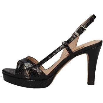 Chaussures Femme Sandales et Nu-pieds Albano 2036 Noir