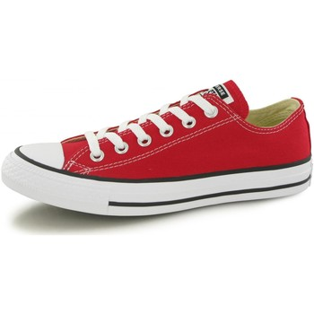 Chaussures Homme Baskets basses Converse Baskets Chuck Taylor All Star Ox rouge