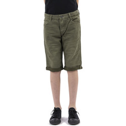 Vêtements Garçon Shorts / Bermudas Le Temps des Cerises jogg2 vert