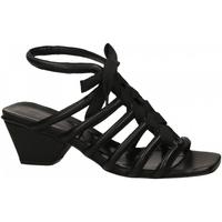 Chaussures Femme Sandales et Nu-pieds Fiori Francesi PALOMA nero