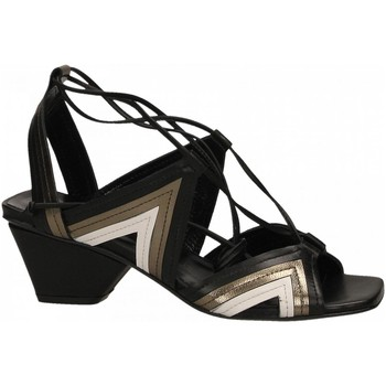 Chaussures Femme Sandales et Nu-pieds Fiori Francesi BATIK nero