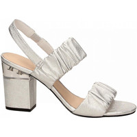 Chaussures Femme Sandales et Nu-pieds What For ALMA silver