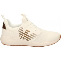 Chaussures Homme Baskets basses Emporio Armani EA7 SNEAKER FUSION RACER U white