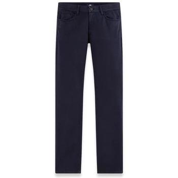 Vêtements Homme Chinos / Carrots TBS BUVPAN Bleu marine