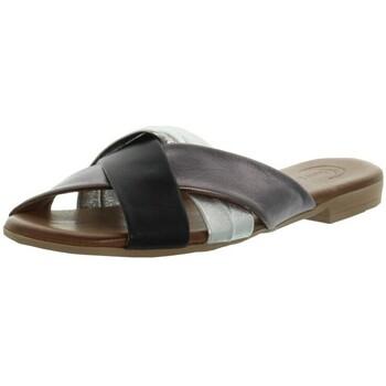 Chaussures Femme Sandales et Nu-pieds Lune Et L'autre Sandales  ref_46038 Noir noir