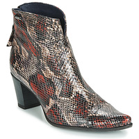 Chaussures Femme Bottines Dorking GRANADA Reptil