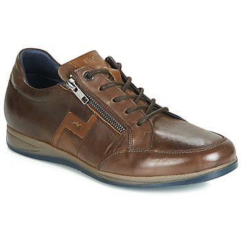 Chaussures Homme Baskets basses Fluchos DANIEL Marron