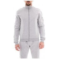 Vêtements Homme Vestes de survêtement Ritchie Sweat zippé col montant WAPIAZA Gris