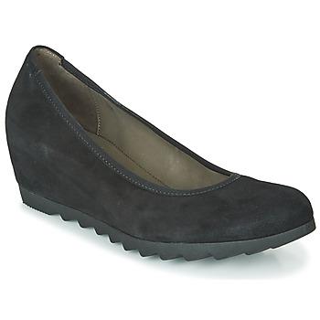 Chaussures Femme Ballerines / babies Gabor 532017 Noir