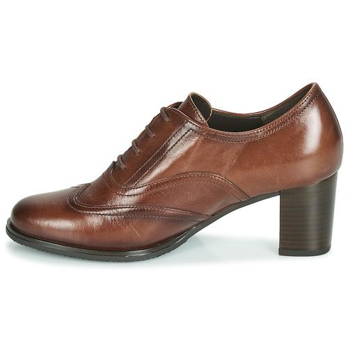 Richelieu Femme Marron 3524122 Chaussures Gabor eWoQCdxBrE