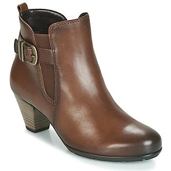 Chaussures Femme Bottines Gabor 3564122 Marron