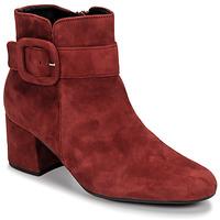 Chaussures Femme Bottines Gabor 3581610 Rouge