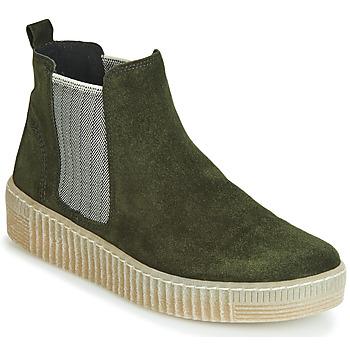 Chaussures Femme Boots Gabor 3373111 Vert