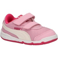 Chaussures Fille Multisport Puma 190704 STEPFLEEX Rosa