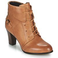 Chaussures Femme Bottines Kdopa ALOE Cognac