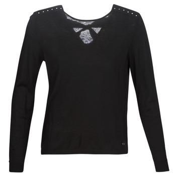 Vêtements Femme Pulls Kaporal PIKOU Noir