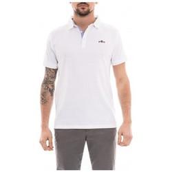 Vêtements Homme Polos manches courtes Ritchie Polo pur coton PADAVAN Blanc