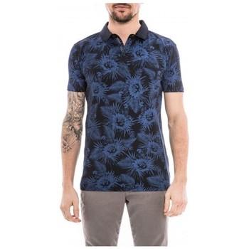 Vêtements Homme Polos manches courtes Ritchie Polo PIBANK Bleu marine