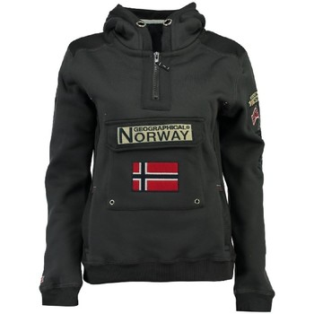 Vêtements Homme Sweats Geographical Norway Sweat Homme Gymclass New Gris