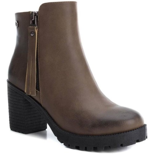 33859 Bottines Taupe 33859 Femme Xti Xti Femme Bottines Xti 33859 Taupe wXPn0kN8O