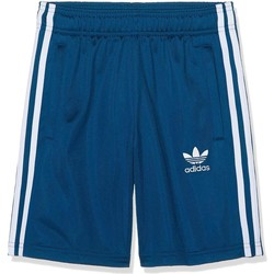 Vêtements Homme Shorts / Bermudas adidas Originals J BB SHORT BLU blanc