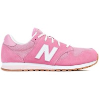 Chaussures Fille Baskets basses New Balance 520 Rose
